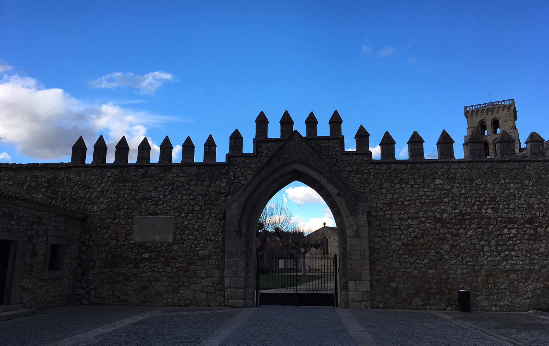 Monasterio de las Huelgas Reales en Burgos