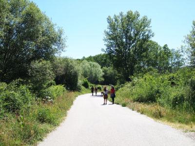Un paseo por las huertas, Villasur de Herreros
