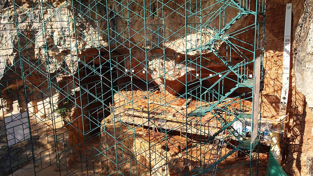 Yacimientos de la Sierra de Atapuerca