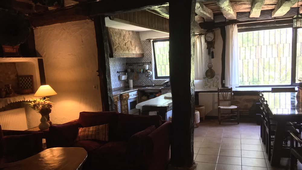 Casa rural cerca de Burgos ideal para familias