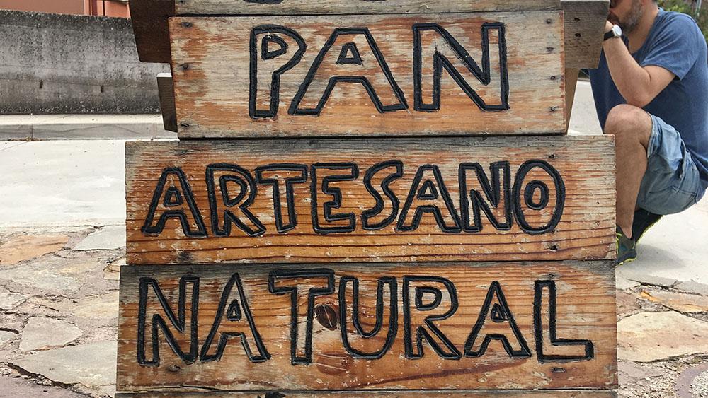 Panadería ecológica en Villasur de Herreros