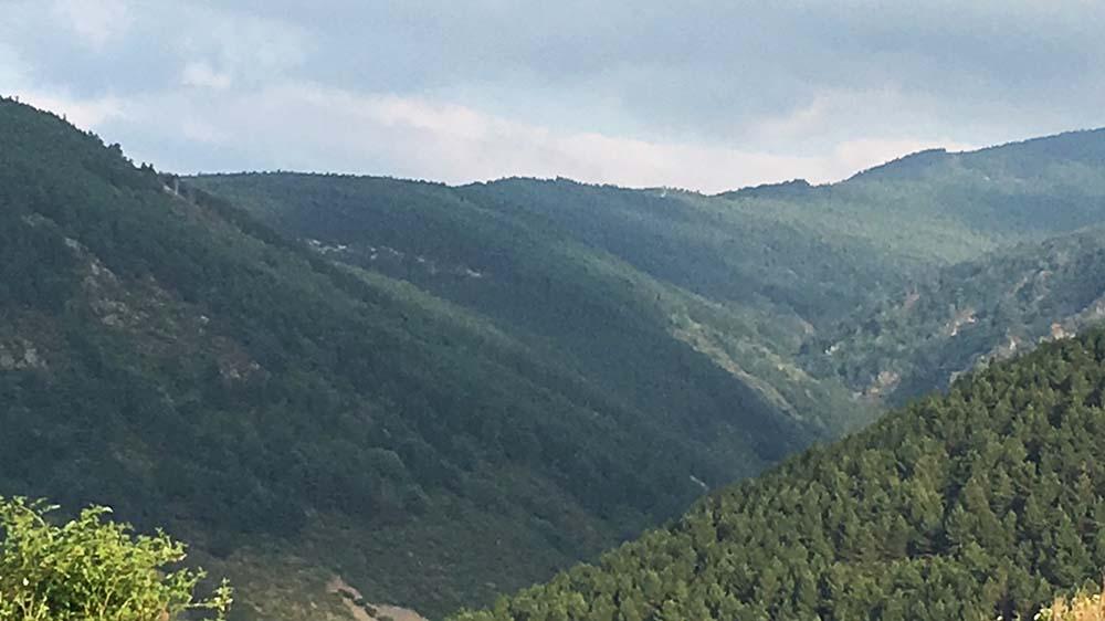 Casa rural cerca de Burgos en la Sierra de la Demanda