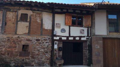 Casa rural en los alrededores de Burgos